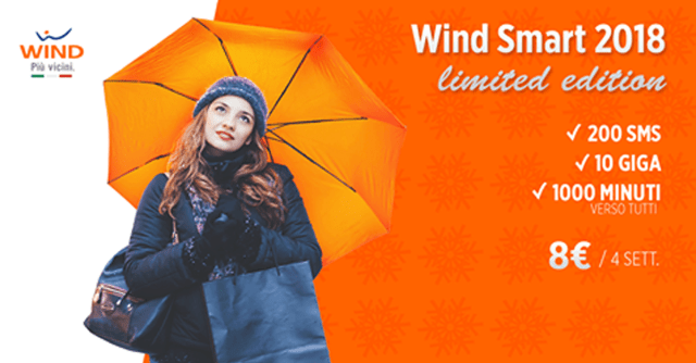 wind smart 2018 limited edition
