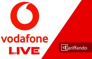 vodafone live blog conferenza