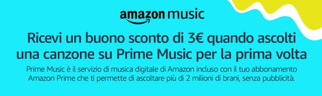 amazon prime 3€ gratis