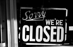 negozi chiusi domenica