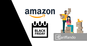 amazon black friday tariffando