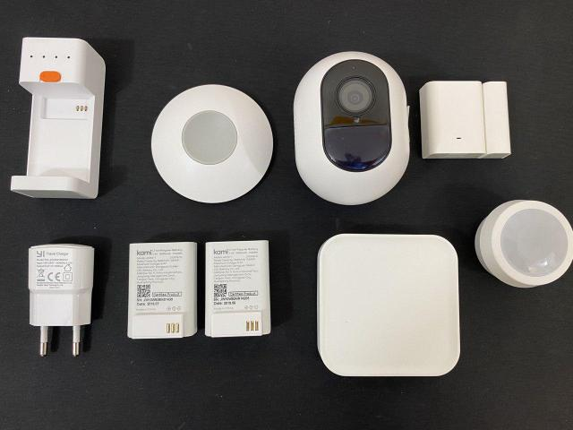 kami smart home security kit