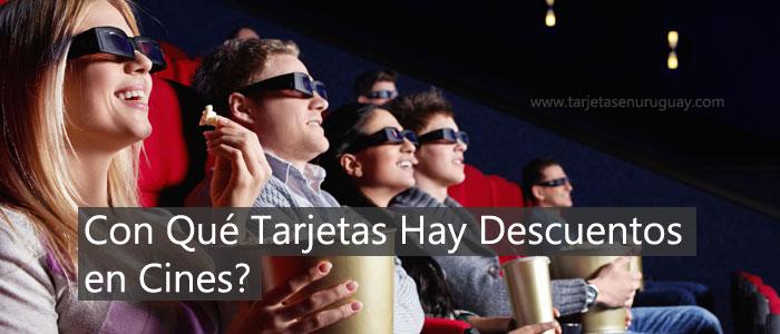 Con Que Tarjetas Hay Descuentos En Cines