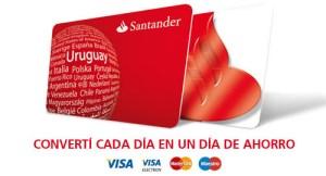 Descuentos en Shoppigns con Tarjetas Santander