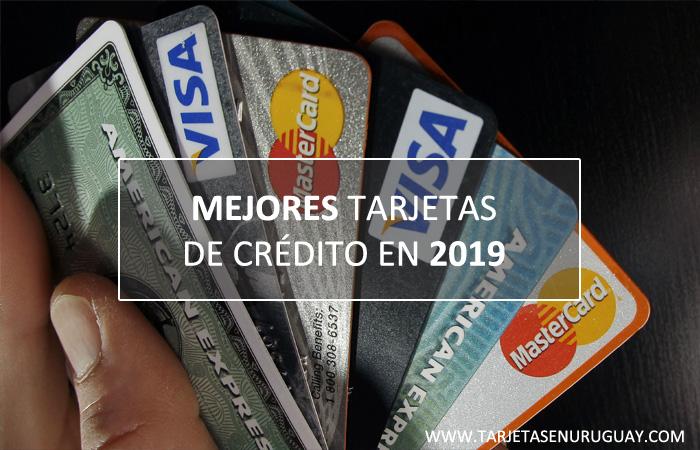 Mejores Tarjetas de Crédito 2019 en Uruguay