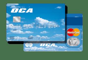 Solicitar Tarjeta OCA MasterCard