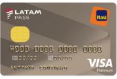 Tarjeta LATAM Pass de Itaú