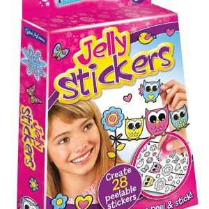 9964 john adams owl jelly stickers tarland toy shop 1