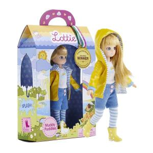 Muddy Puddles Lottie Doll