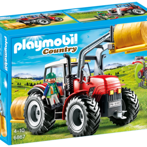 playmobil 6867 Large Tractor 1