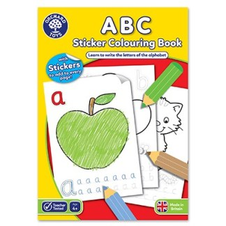 Activity books, Colouring Books & Sticker Pads