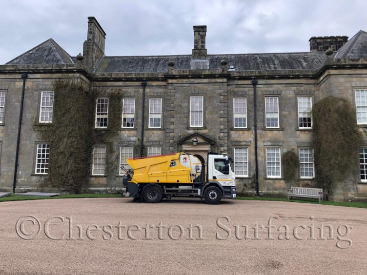 National Trust Wallington after