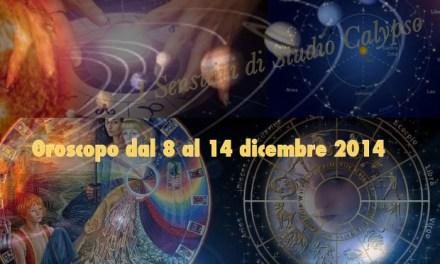 Oroscopo dal 8 al 14 dicembre 2014