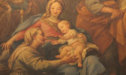 Auguri Anna (madre di Maria)