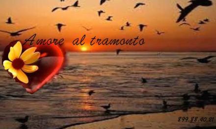 Amore al tramonto . . .