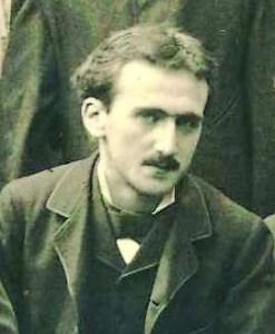 Henri Bergson 1878