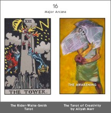 16 The Tower/The Awakening