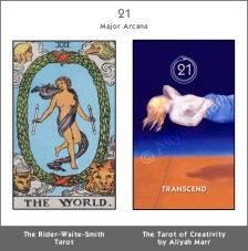 21 The World/Transcend