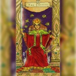 Emilie's Kindred Spirits Tarot, justice