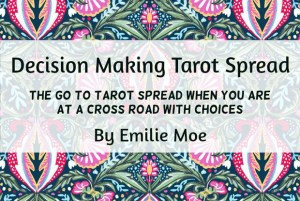 Decision Making Tarot Spread