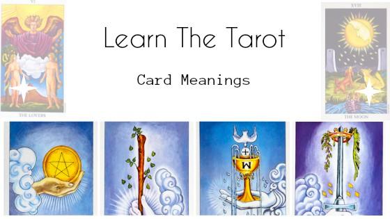 Learn Tarot Card Meanings
