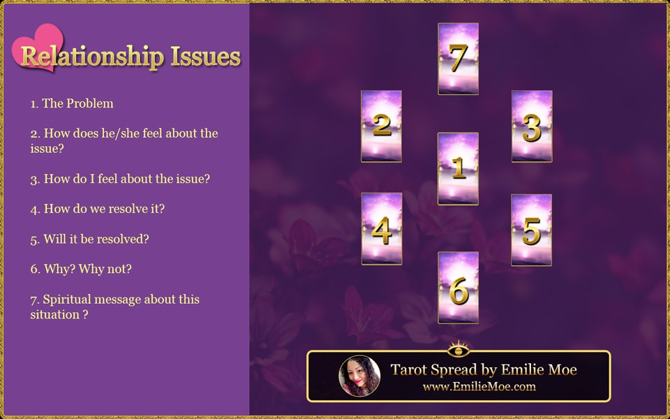 Romance Readings ⋆ Tarot By Emilie - Psychic Readings