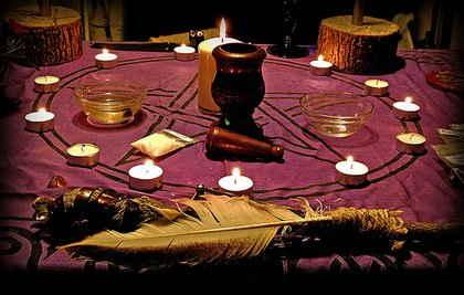 brujería y magia negra