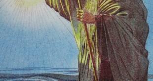 Significados del Tarot Marsella: el Ermitaño