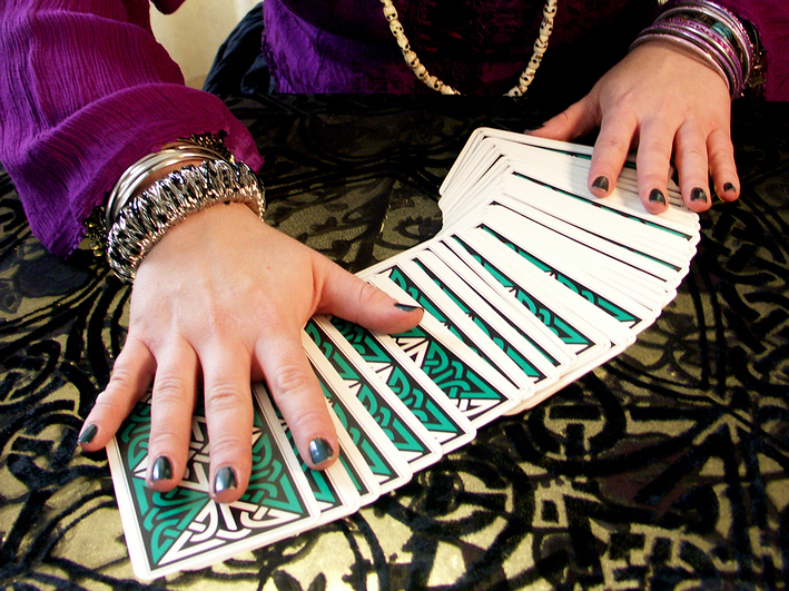 Image result for tarot card reading image