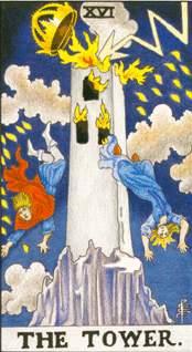 The Tower Card | Tarot-ically Speaking ~ Madhavi Ghare