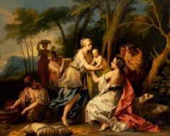 Oedipus Abandoned