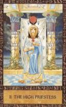 The High Priestess AET