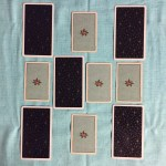 10 Card General Reading Layout