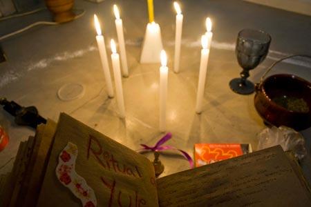 Rituales para evitar una maldición
