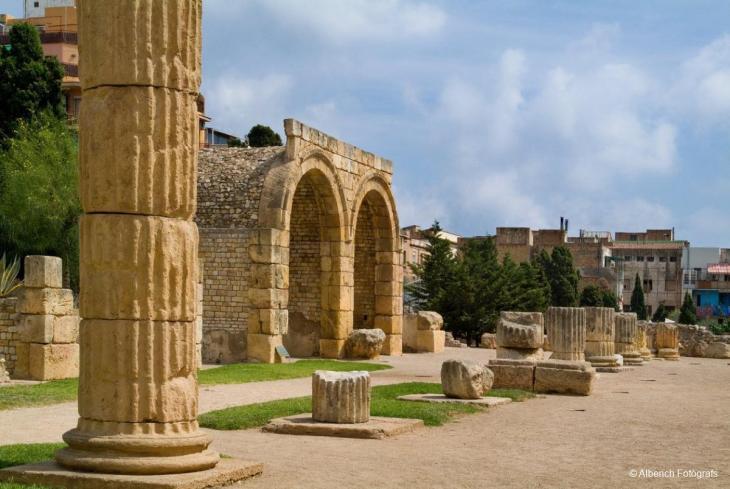 Foro local o Foro de la Colonia (MHT) | Tarragona Turisme