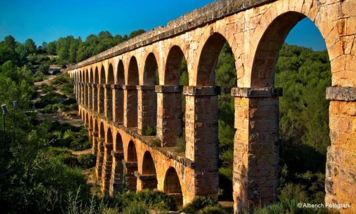Acueducto de les Ferreres o 'Pont del Diable'(MHT) | Tarragona Turisme
