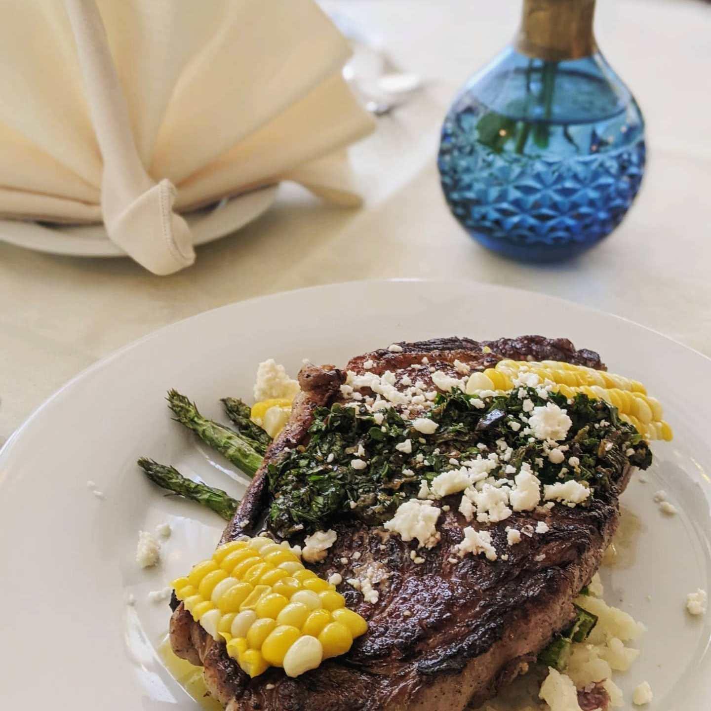 steak dinner bangor maine