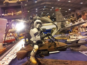 More Star Wars models from Telford IPMS 2011