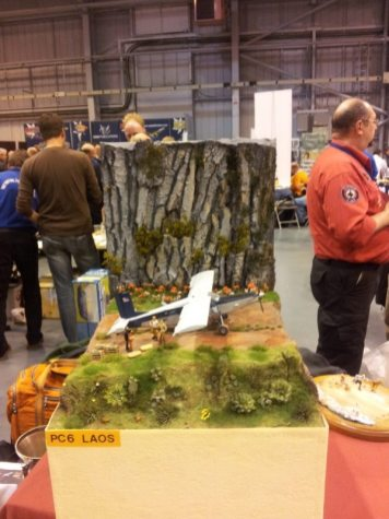 Inspirational Dioramas at Telford IPMS 2011