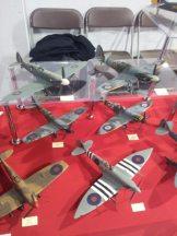Model Spitfires at Telford IPMS 2011
