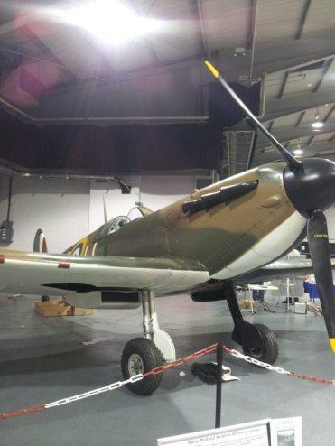 Spitfire at IPMS
