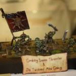 GDUK 2012 Warhammer Fantasy Regiment Gold