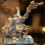 Warhammer 40k Monster Bronze
