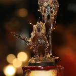 Golden Demon UK 2012 Warhammer 40k Single Silver