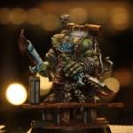 Warhammer 40k Monster Silver