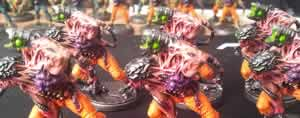 Sedition Wars Tabletop Paint Diary