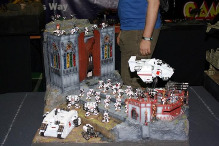 Armies on Parade by Rob Dennis- Shrewsbury