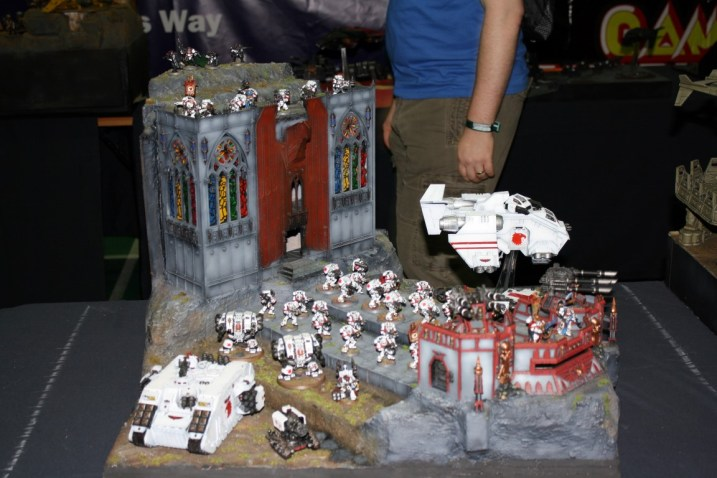 Armies on Parade by Rob Dennis- Shrewsbury