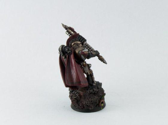 Ivanus Enkomi of the Minotaurs
