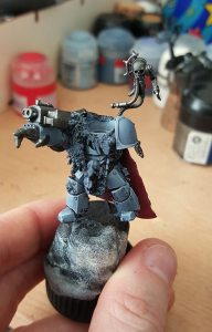 Gunnar IronJaw - Iron Wolf Lord